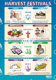 thanksgiving posters harvest festivals religious educational posters