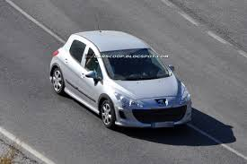 peugeot new driver deals scoop peugeot mule testing 308 u0027s replacement which will likely