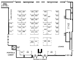 Exhibit Floor Plan Internet Librarian 2003 Floor Plan Pricing