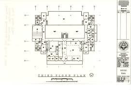 gould hall floor plan u2014 uw libraries