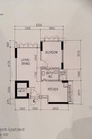 floor plan kitchen toilet door to seal up erect new wall to