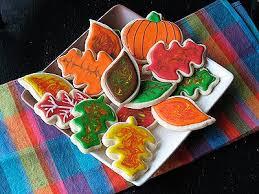 turkey sugar cookies thanksgiving cookies turkeys leaves and pumpkins oh my