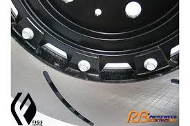 lexus is300 rear brakes figs 2 piece rear brake rotors 08 is f