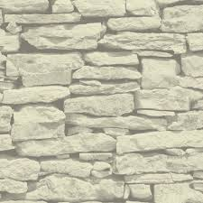arthouse rustic stone effect wallpaper brick morrocan wall