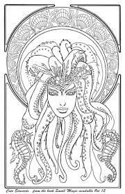 747 best fantasy coloring pages for adults images on pinterest