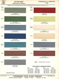 1959 chevrolet body colors what color was your chevrolet apache