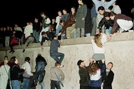 how the berlin wall fell two reporters recall german announcement