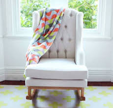 Oversized Armchair Australia Stunning Rocking Chairs For The Nursery From Hobbe