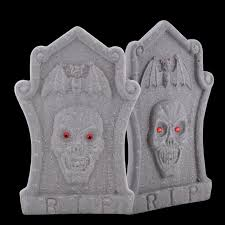 tombstone decorations horror props event party bar supplies foam board