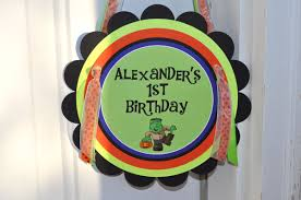 1st Birthday Halloween Party Ideas by Halloween Birthday Door Sign Halloween Birthday Decorations 1st