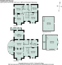 4 bedroom detached house for sale in shebbear beaworthy devon