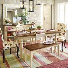 Carmichael Antique Ivory Dining Bench Pier  Imports - Pier 1 kitchen table