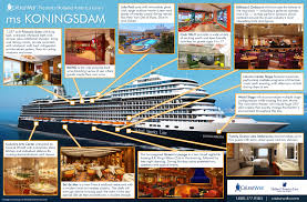 Where Is Holland On The Map Holland America U0027s Ms Koningsdam Cruise Ship 2017 And 2017 Ms