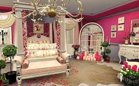 romantic bedroom decorating ideas decor idea for romantic bedroom with red furnishings and damask