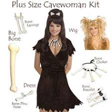 plush cavewoman costume halloween pinterest cavewoman