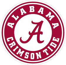 alabama alumni sticker alabama crimson tide car decals and magnets to show your alabama