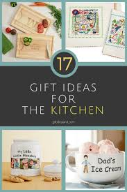 17 great kitchen gift ideas for food lovers