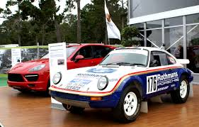 porsche dakar who remembers this porsche 953 this car was built specifically to