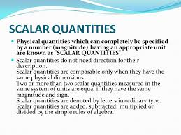 scalars u0026 vectors physical quantities all those quantities which