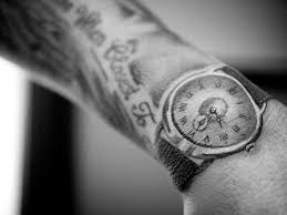 29 awesome clock wrist tattoos