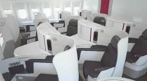 Air France Comfort Seats Air France