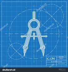 blue print size house plan architecture blueprint bitmap copy my vector save to a
