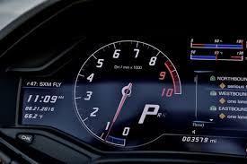 lamborghini speedometer 2016 lamborghini huracán lp 610 4 spyder review autoguide com news