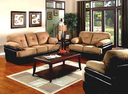 living room paint colors with dark brown furniture modern house