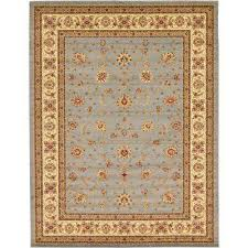 Blue Brown Area Rugs Blue Area Rugs Rugs The Home Depot