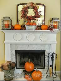 diy fall mantel decor ideas to inspire landeelu com 95 cozy fall decorating ideas shutterfly