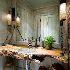 rustic bathroom ideas for small bathrooms rustic bathroom design this rustic bathroom design creates