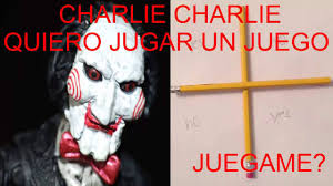 Charlie Meme - meme de charlie charlie saw youtube