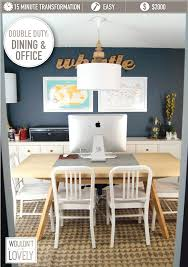 dining room to office dual purpose rooms dining room and office wouldn t it be lovely
