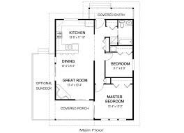 house plans 1000 square cabin floor plans 1000 square 15 small house plans