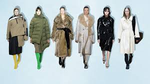 women s winter coats the trends for 2017 glamour uk