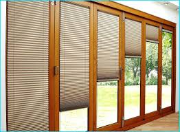 window blinds blinds built into windows sliding french doors