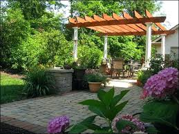 Affordable Backyard Patio Ideas Backyard Redo On A Budget Ways To Brighten Up Your Garden On A