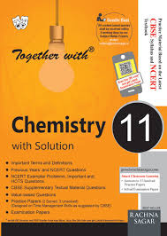 together with chemistry with solution class 11 amazon in rachna