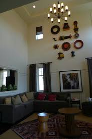 High Ceiling Living Room Ideas 72 Best High Ceilings Tall Walls Images On Pinterest