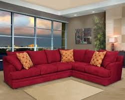Small Curved Sofa by Curved Sofas For Small Spaces Conglua Furniture Brown Faux Leather