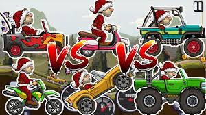 motocross racing numbers hill climb racing 2 monster truck vs sportscar vs motocross vs