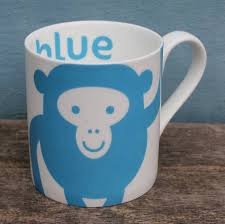 animal mug colourful animal mug by colourful dove notonthehighstreet com