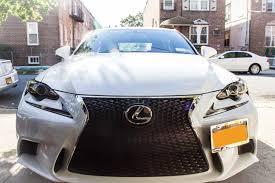 lexus 2014 is 350 2014 lexus is350 f sport signature blue auto care signature