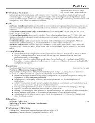 skills and accomplishments resume examples professional software programmer templates to showcase your talent resume templates software programmer