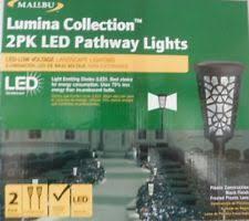 malibu celestial led pathway lights malibu bronze landscape walkway lights with low voltage ebay