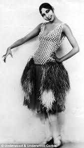 Josephine Baker Halloween Costume Rihanna Play Josephine Baker Biopic Legendary