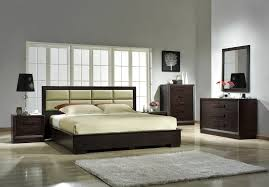 Contemporary Bedroom Furniture Set Bedroom Furniture Leather Bedroom Furniture Full Bed Sets Modern