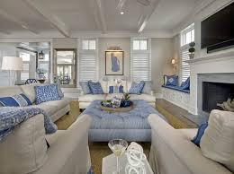 Beach Living Room by Coastal Interiors Living Rooms And Room