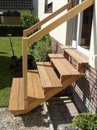 step by step instructions for how to install deck stair railings