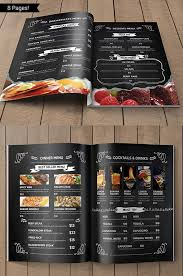 photoshop menu template 27 restaurant menu templates with creative designs